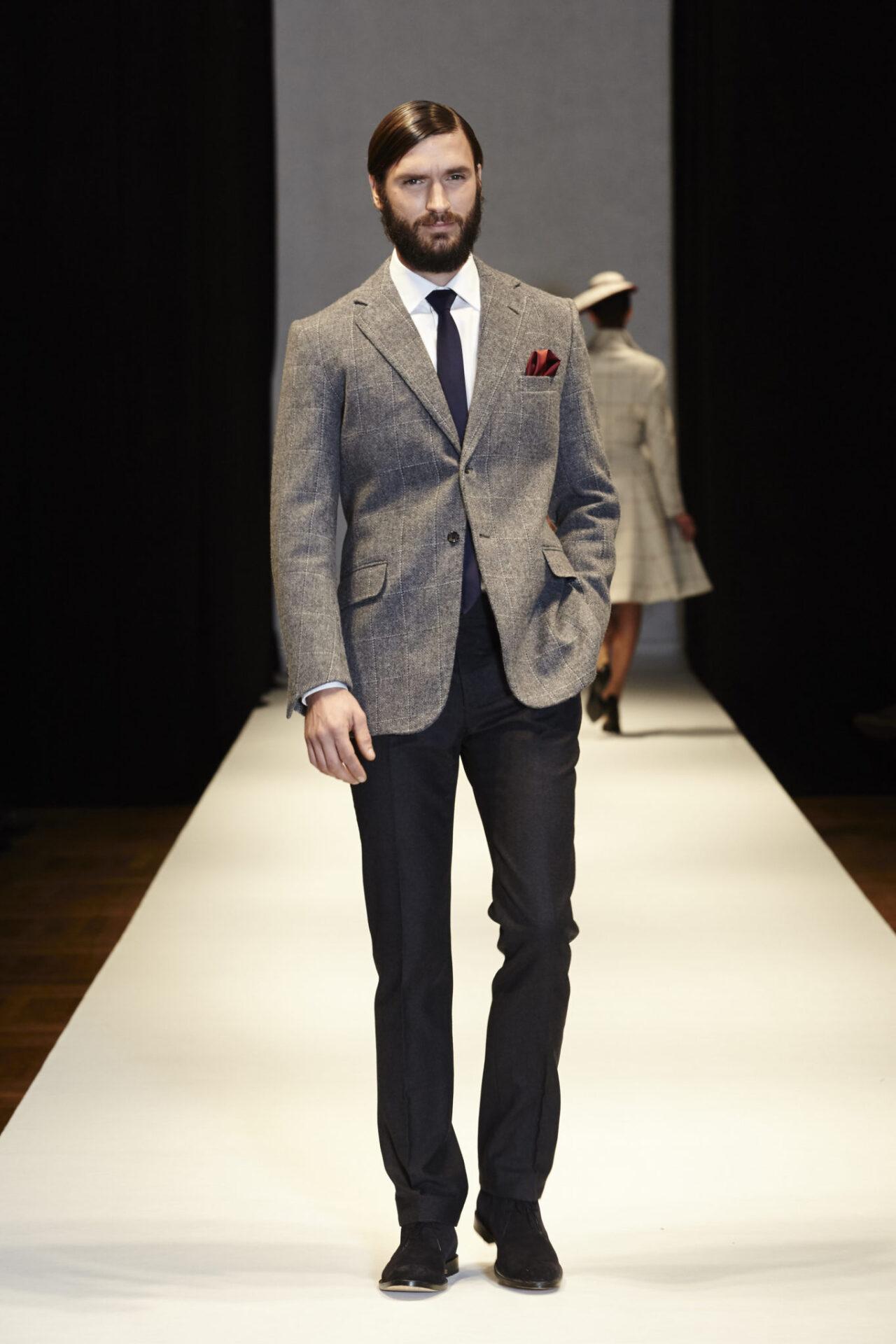 Skræddersyet jakke og bukser fra dansk skrædder Den